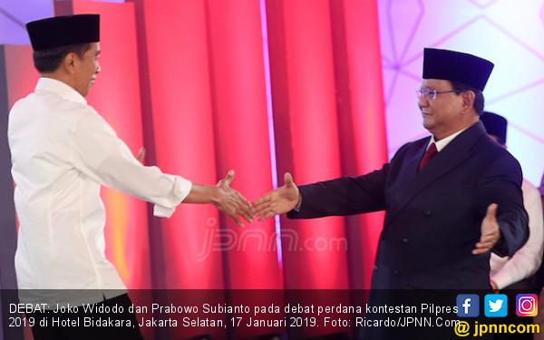 Konon Prabowo Negarawan, Tak Akan Serang Pribadi Jokowi di Debat - JPNN.COM