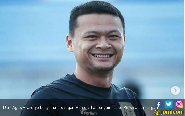 Persela Lamongan Gaet Mantan Kiper Timnas Indonesia - JPNN.COM