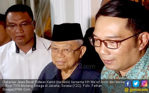 TAIB Laporkan Ridwan Kamil ke Bawaslu - JPNN.COM