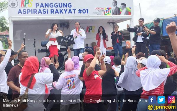 Cerita Budi Karya Sering Diingatkan Jokowi untuk Salat - JPNN.COM