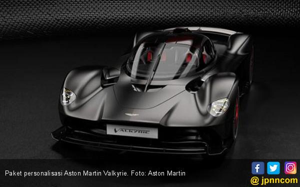 Aston Martin Tawarkan Paket Personalisasi Paling Eksklusif untuk Valkyrie - JPNN.COM