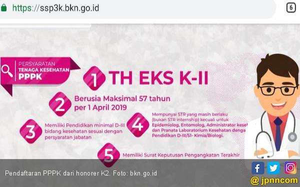 Ketum Honorer K2: Pendaftaran PPPK Jangan Dipaksakan Begini - JPNN.COM