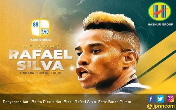 Barito Putera Gaet Striker Brasil, Kuota Pemain Asing Lengkap - JPNN.com