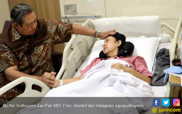 Ma'ruf Amin Doakan Bu Ani Yudhoyono Sembuh dan Semoga Pak SBY Tabah - JPNN.COM
