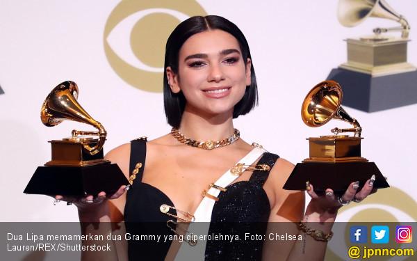Penjualan Lagu Naik 480 Persen Berkat Grammy - JPNN.COM