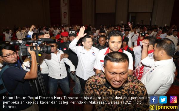 Perindo Jadikan Sulsel Percontohan Pembangunan Daerah - JPNN.COM