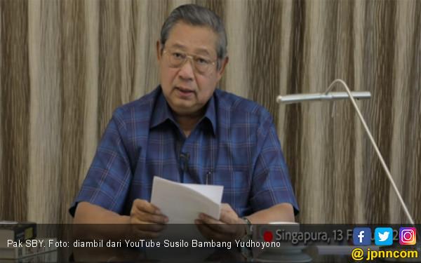 SBY Hadir Bersama Boediono, Megawati Bareng Mbak Puan dan Hamzah Haz - JPNN.com