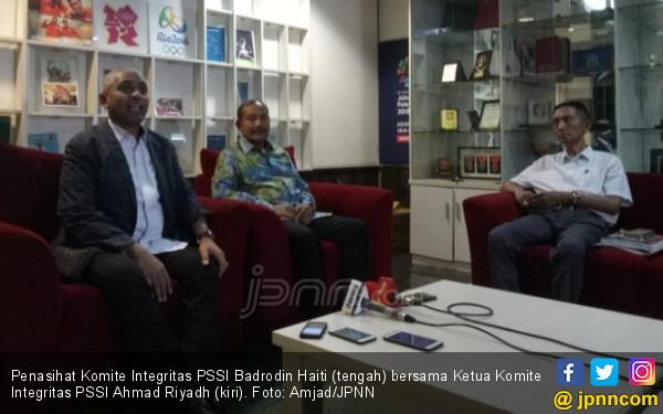 Komite Integritas PSSI Mulai Bekerja, Fokus Masalah Pengaturan Skor - JPNN.COM