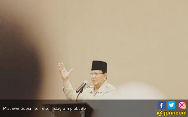 Pak Prabowo Besok Kampanye di Mana? - JPNN.COM