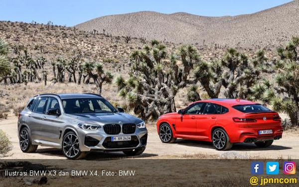 Paket Kinerja Tinggi untuk BMW X3 dan BMW X4 - JPNN.COM