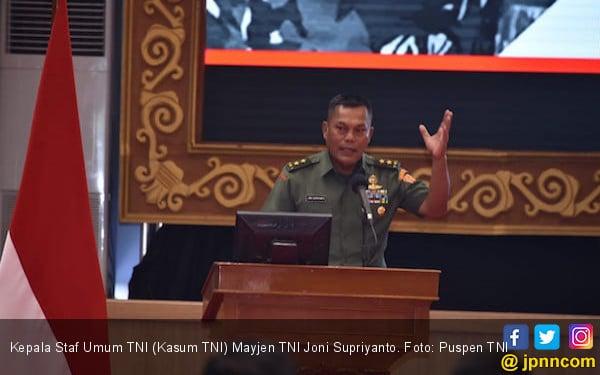 Catat! TNI Tetap Fokus Pada Dua Tugas Pokok - JPNN.COM