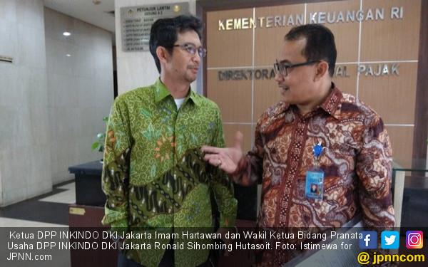 Bantu DJP Lewat Sosialisasi Perpajakan Usaha Jasa Konsultansi - JPNN.com