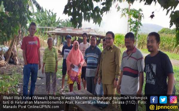 Janji Wawali Mantiri Bikin Petani Senang - JPNN.COM