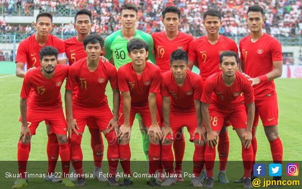 Perkiraan Susunan Pemain Timnas Indonesia U-22 vs Malaysia U-22 - JPNN.com