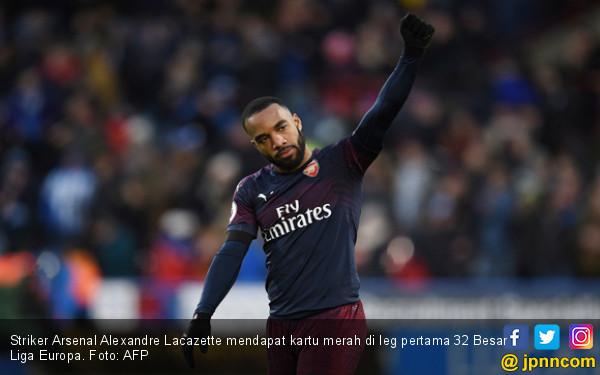 Hasil Pertemuan Pertama 32 Besar Liga Europa