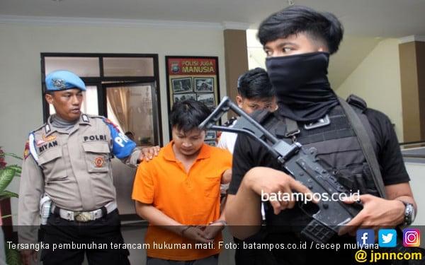 Ekspose Pembunuhan Fitri Yu Digelar, Yuda Lesmana Terancam Hukuman Mati - JPNN.com