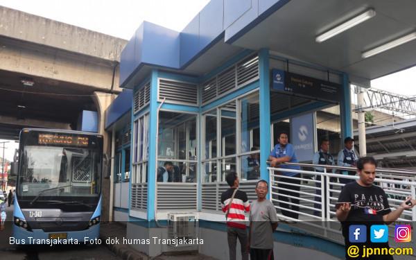 Layanan Transjakarta yang Terhubung MRT Ditambah - JPNN.com