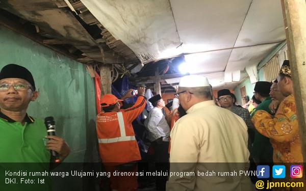 PWNU DKI Kejar Target Bedah 1.000 Unit Rumah di Jakarta - JPNN.COM