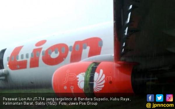 Bandara Supadio Ditutup, 3 Maskapai ini Ikut Kena Imbasnya - JPNN.COM