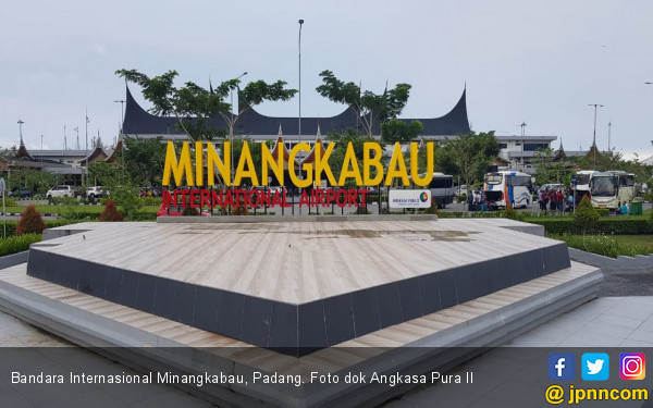 Jumlah Penumpang Melebihi Kapasitas, Bandara Internasional Minangkabau Diperluas - JPNN.COM