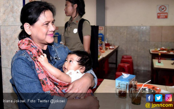 Cerita Kaesang soal Ibu Iriana Ngepel, Awalnya Tak Mau Dibantu, Tetapi... - JPNN.com