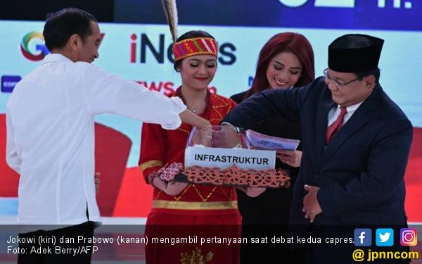 Jokowi Bilang Pak Prabowo Salah Besar