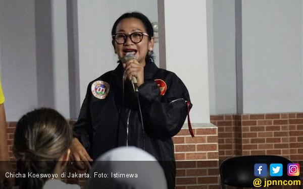 Chicha Koeswoyo Berharap Banyak Wanita Hebat di Indonesia - JPNN.com