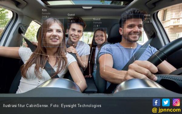 Perusahaan Israel Kembangkan Teknologi AI di Dalam Kabin Mobil - JPNN.com