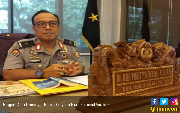 Buronan Densus 88 Tertangkap Dalam Razia Lalu Lintas di Jateng - JPNN.com