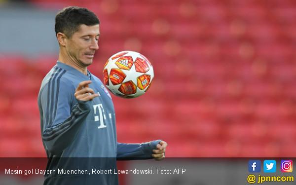 Sadis! Bayern Muenchen Pukul FC Rottach Egern 23-0, Lihat Parade Golnya - JPNN.com