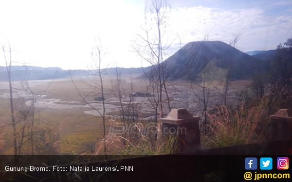 Status Gunung Bromo Tak Pengaruhi Rute Penerbangan - JPNN.com