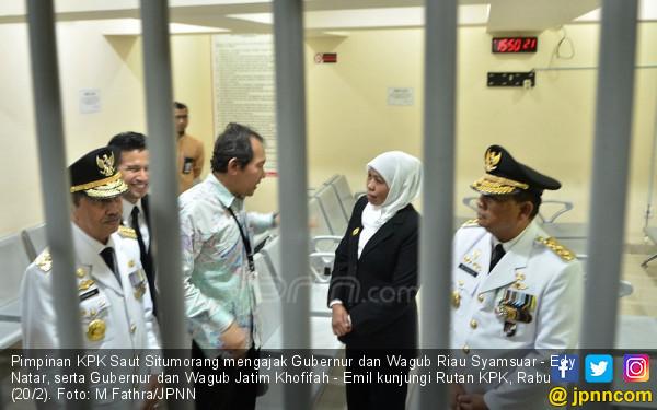 Kasus Romi, Khofifah Diperiksa KPK 4 Jam - JPNN.com