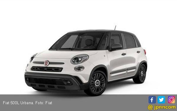 Fiat 500L Urbana, Bikin Pede Saat Diajak Kongko - JPNN.COM