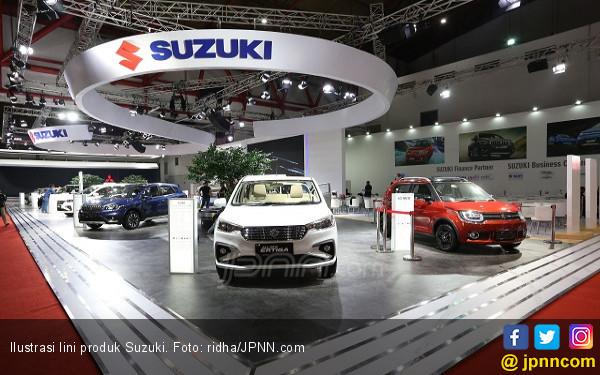 Suzuki Siapkan MPV Premium, Bukan Ertiga! - JPNN.com