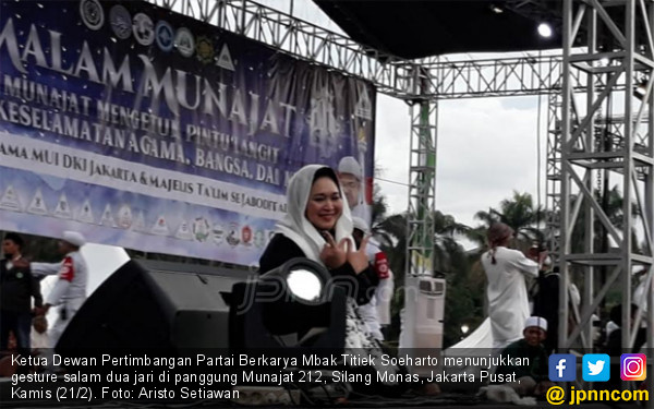 Waketum MUI: Munajat 212 Sudah Melenceng - JPNN.com