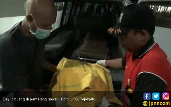 Tega Buang Bayi di Pematang Sawah, Dibungkus Karung - JPNN.com
