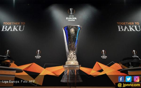 Hasil Undian 8 Besar Liga Europa: Napoli Ketemu Arsenal, Chelsea vs Slavia Praha - JPNN.COM