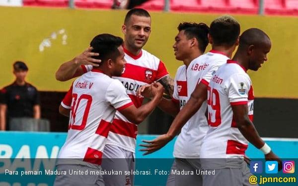 Piala Presiden 2019: Madura United Beraroma Timnas - JPNN.COM