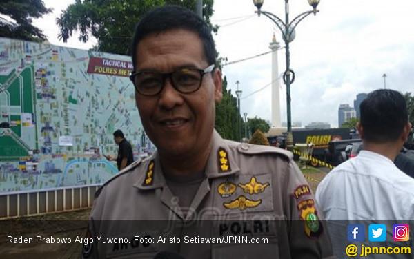 Polri Buru Penganiaya Jurnalis di Malam Munajat 212 - JPNN.com