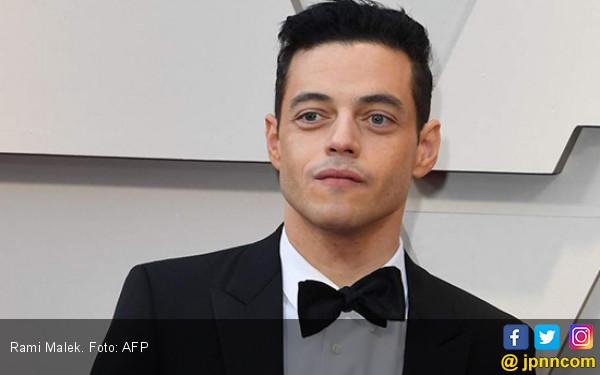 Rami Malek: James Bond Lanjutan Sempurna Bohemian Rhapsody - JPNN.com