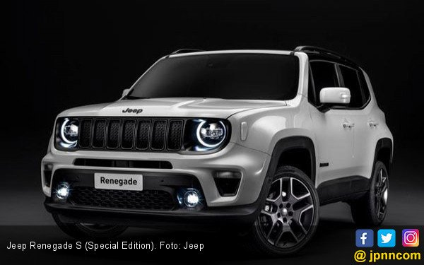 Jeep Renegade S Makin Gaul - JPNN.com