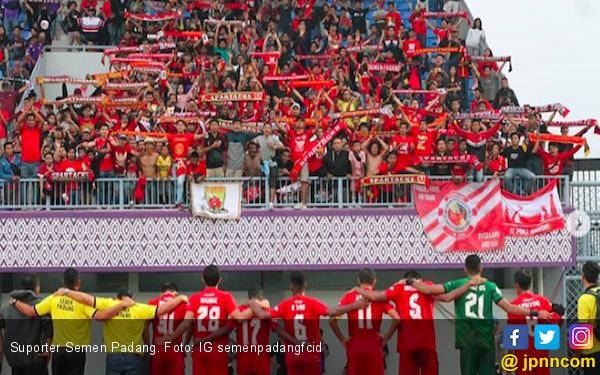 Klasemen Piala Presiden 2019 Com News: Curhat Pelatih Semen Padang Usai Tersingkir Dari Piala