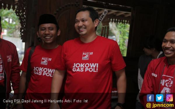 Rombongan PSI Kunjungi Sosok di Balik Kebangkitan Batik Kudus - JPNN.com