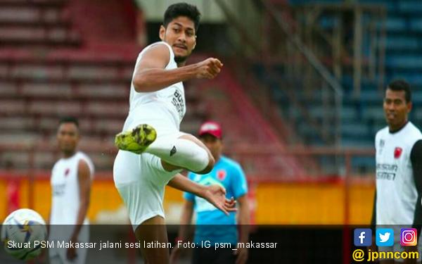 PSM Matangkan Skema Terbaik untuk Persiapan ke AFC Cup - JPNN.COM