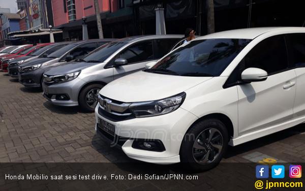Honda Mobilio Baru Tanpa Start Stop Engine, HPM: Belum Ada Rencana - JPNN.com