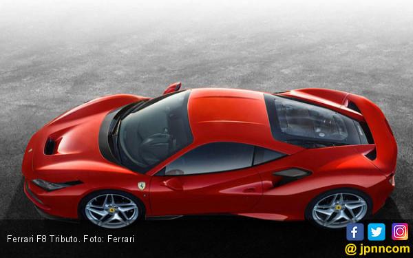 Ferrari F8 Tributo Membuka Jalan Baru Jpnn Com