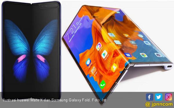Huawei Mate X Bersiap Meluncur ke India - JPNN.com