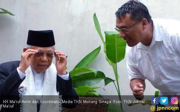 Pepes Sebar Hoaks Azan Bakal Dilarang, Kiai Ma'ruf Sambangi Karawang - JPNN.com