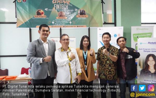 TunaiKita Salurkan Pinjaman kepada 13 Ribu Warga Palembang
