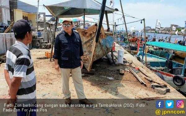 Tengah Malam Jokowi Mengejutkan, Tiga Pekan Berselang Fadli Zon Datang - JPNN.COM